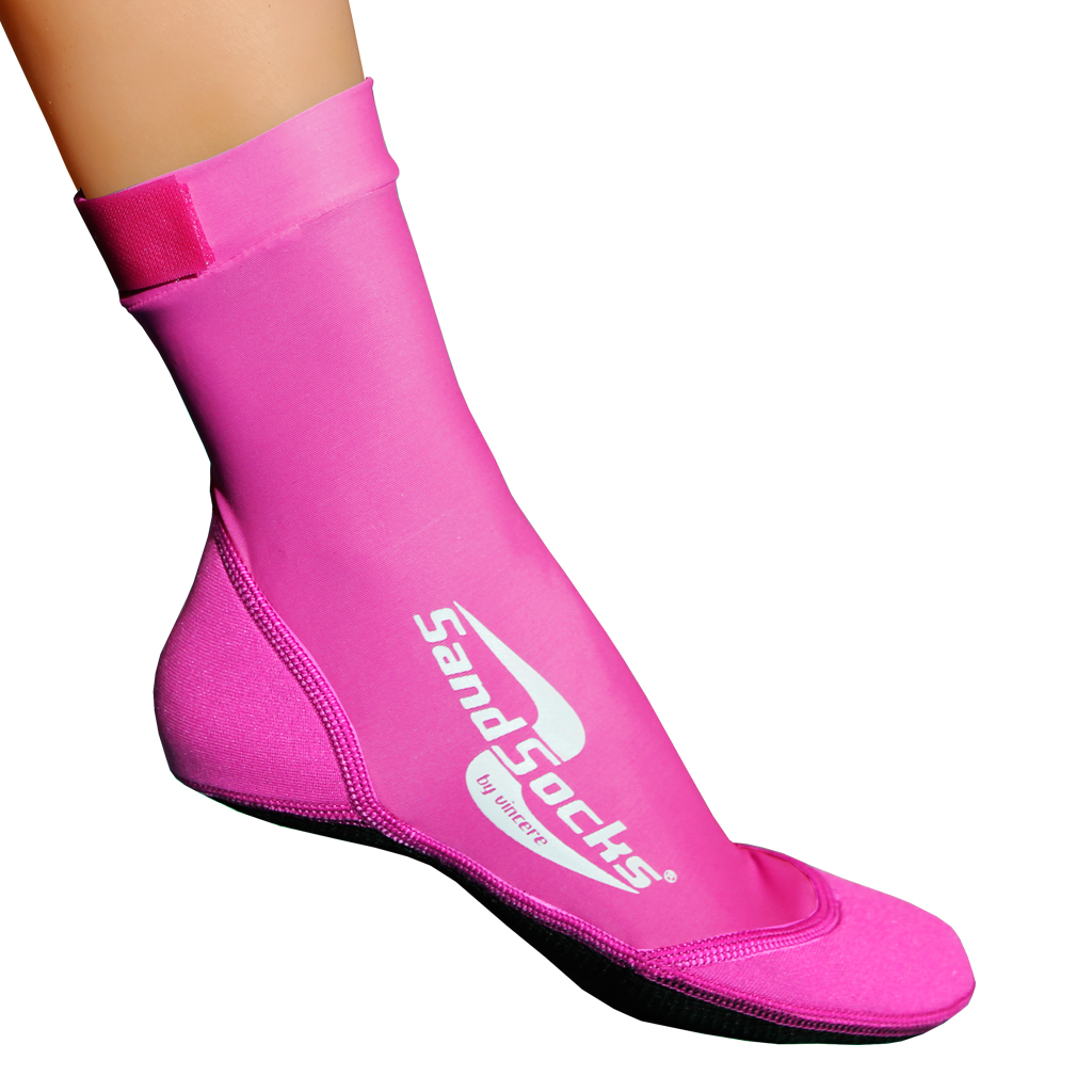 Beachsocken Pink
