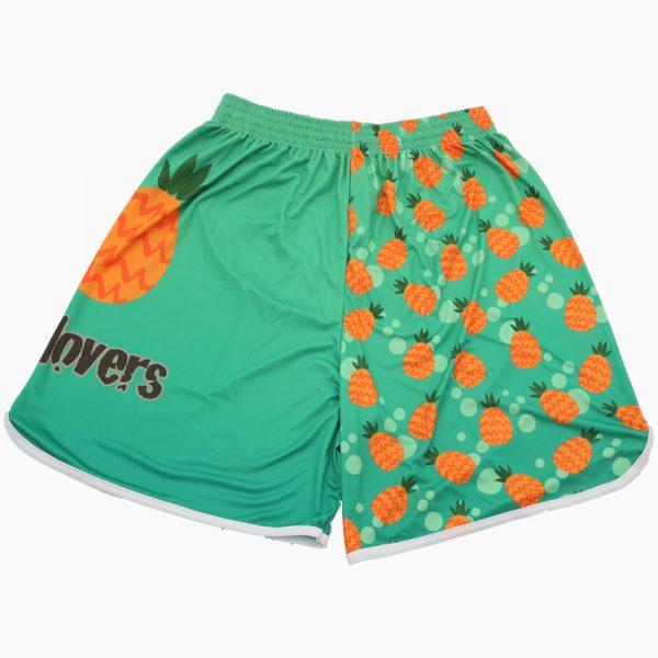Pantaloncino Pattern 2018 – Ananas
