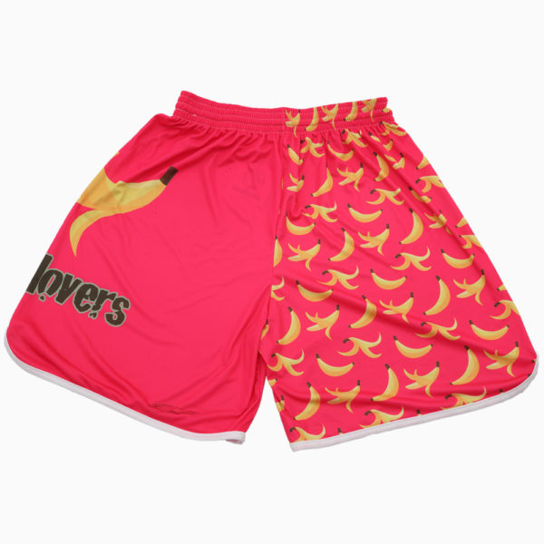 Pantaloncino Pattern 2018 – Banana