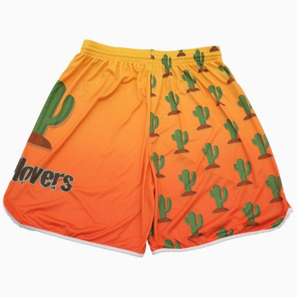 Pantaloncino Pattern 2018 – Cactus