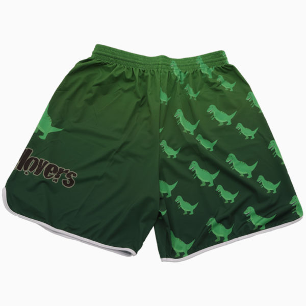Pantaloncino Pattern 2017 – Dinosauro