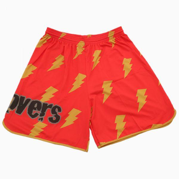Pantaloncino Pattern 2015 – Fulmini