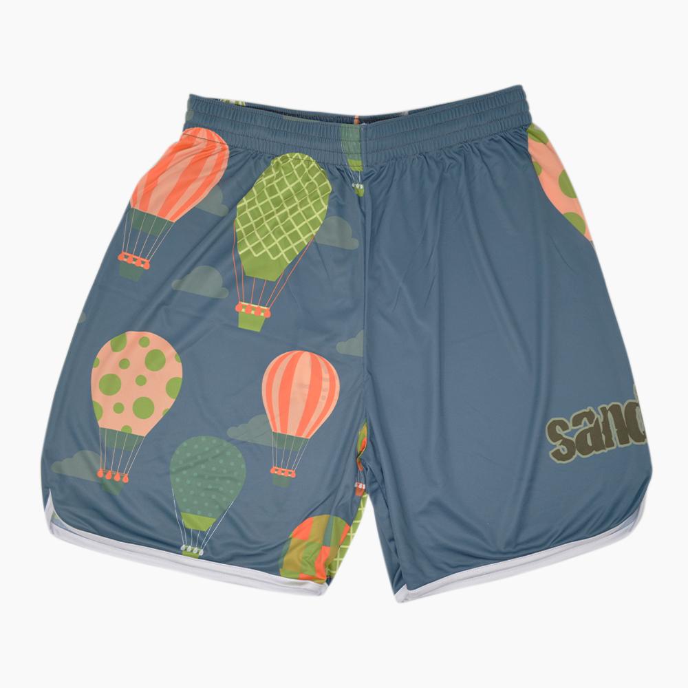Pantaloncino Pattern 2016 – Mongolfiera