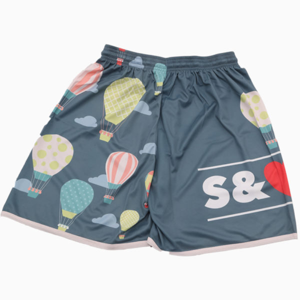 Pantaloncino Beach - Sandlovers - Mongolfiera