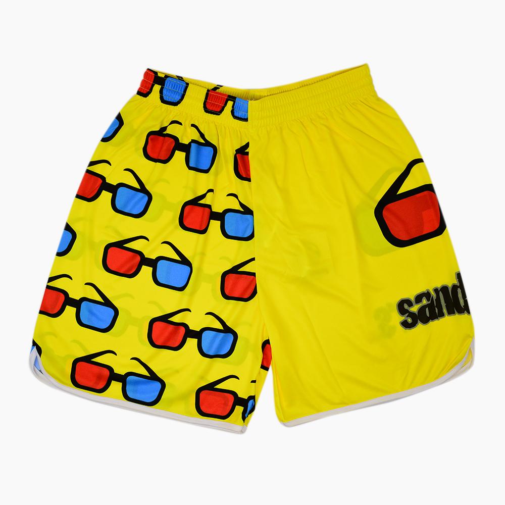 Pantaloncino Pattern 2016 – Occhiali