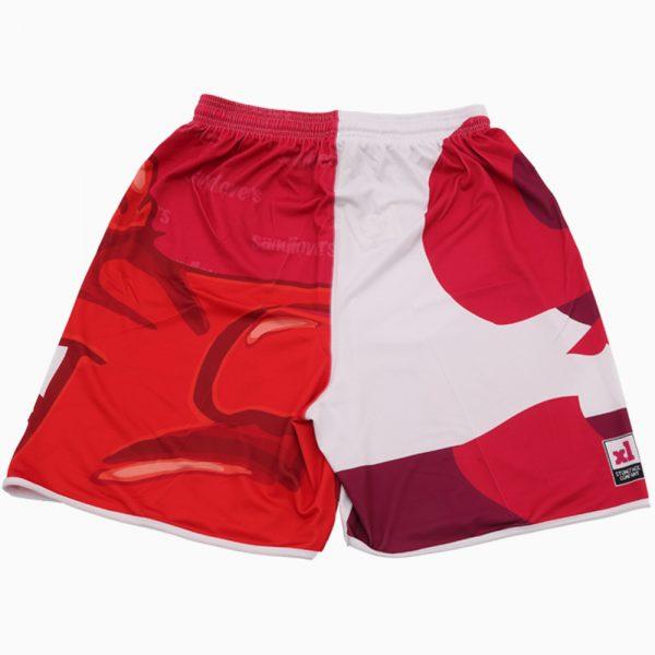 Pantaloncino PRO 2016 – Rosso