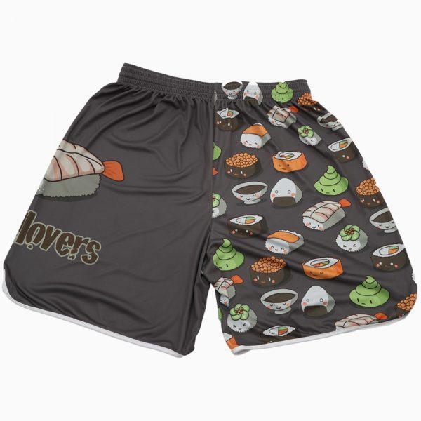 Pantaloncino Pattern 2018 – Sushi