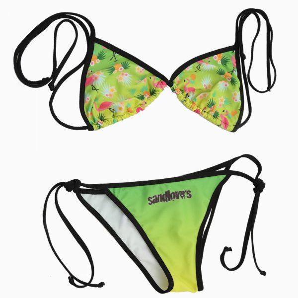 Bikini donna 2017 – Fenicottero