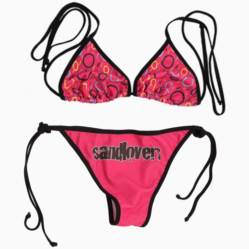 Bikini femme 2017 – Fuxia