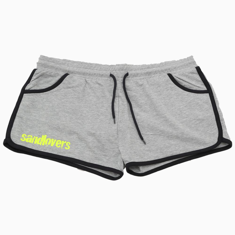 Shorts donna – Grigio