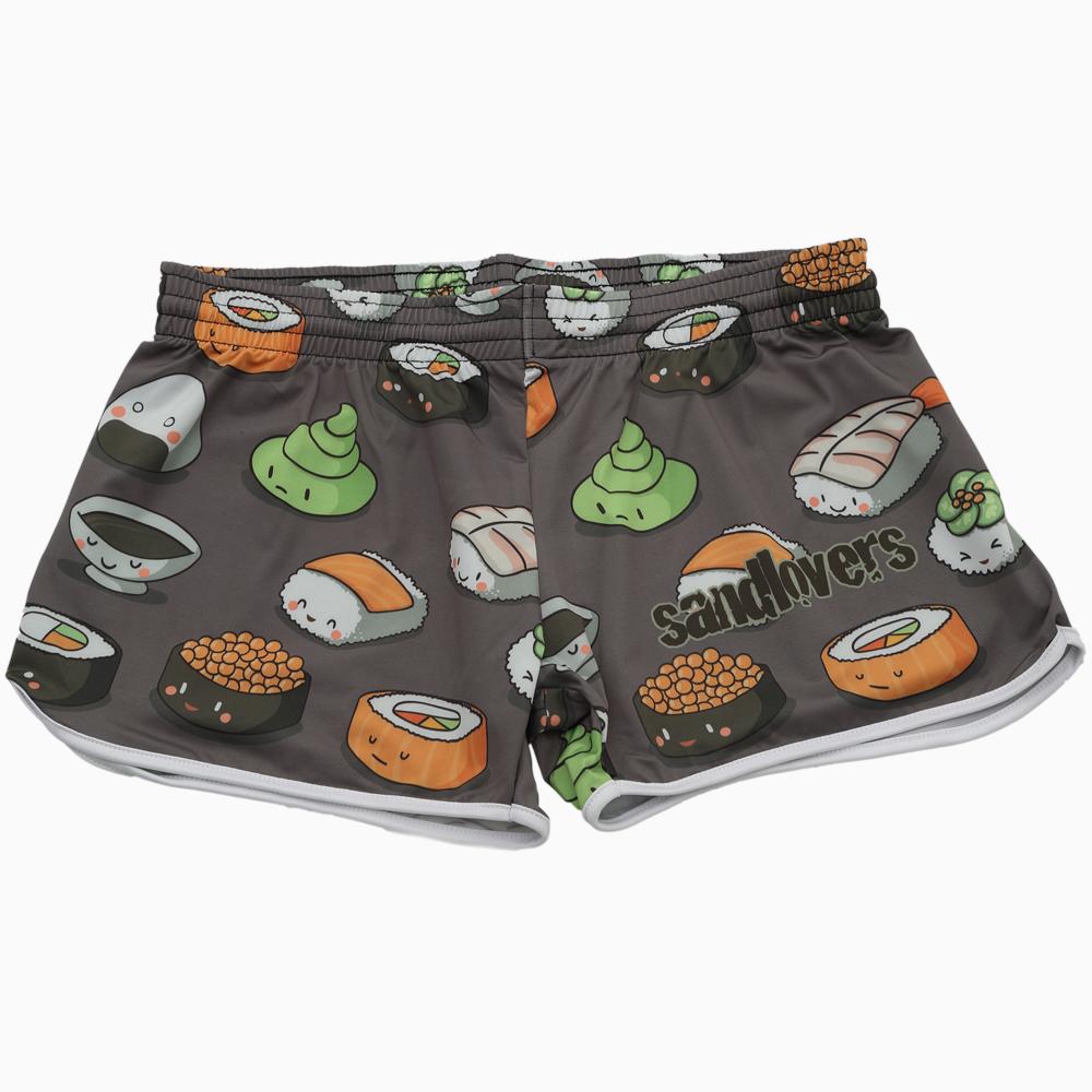 Shorts Damen Pattern – Sushi