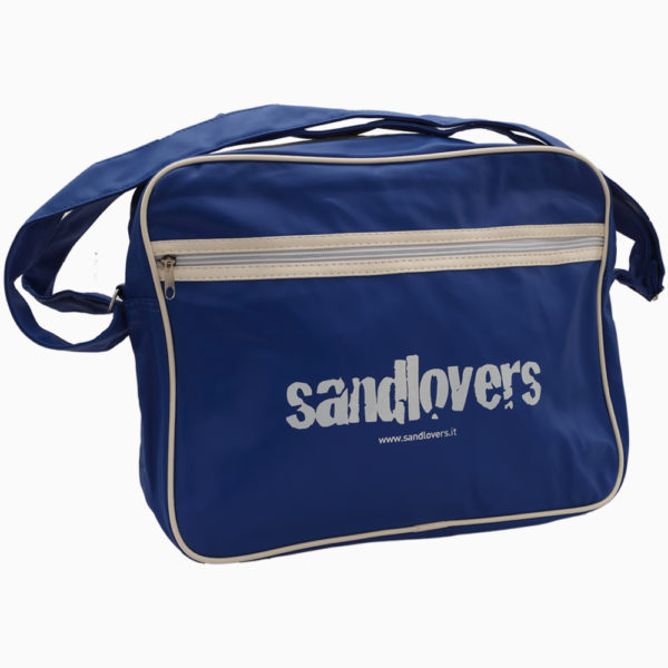 Bandoulière Sandlovers – Bleu
