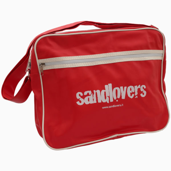 Sac à bandoulière Sandlovers – Rouge