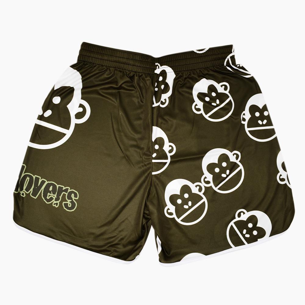 Pantaloncino Pattern 2016 – Scimmia