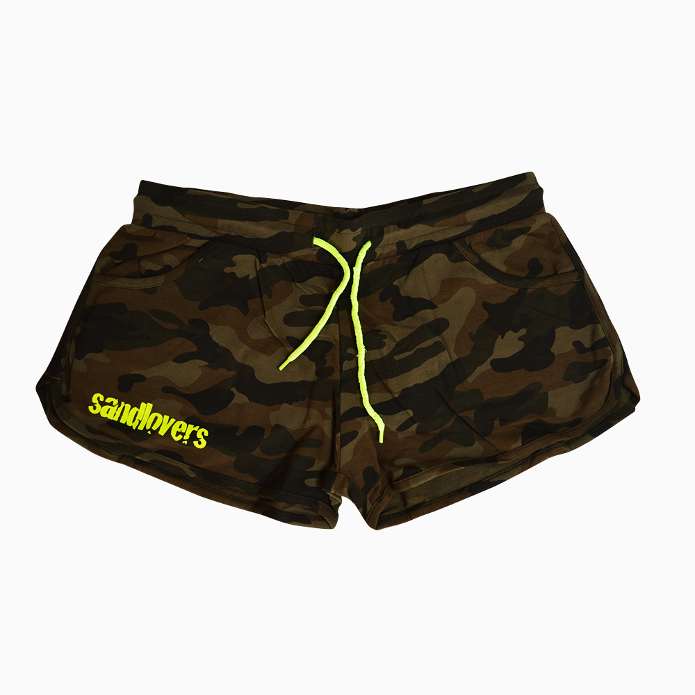 Shorts donna – Camouflage