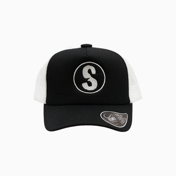 Gorra Sandlovers – Negro / Blanco