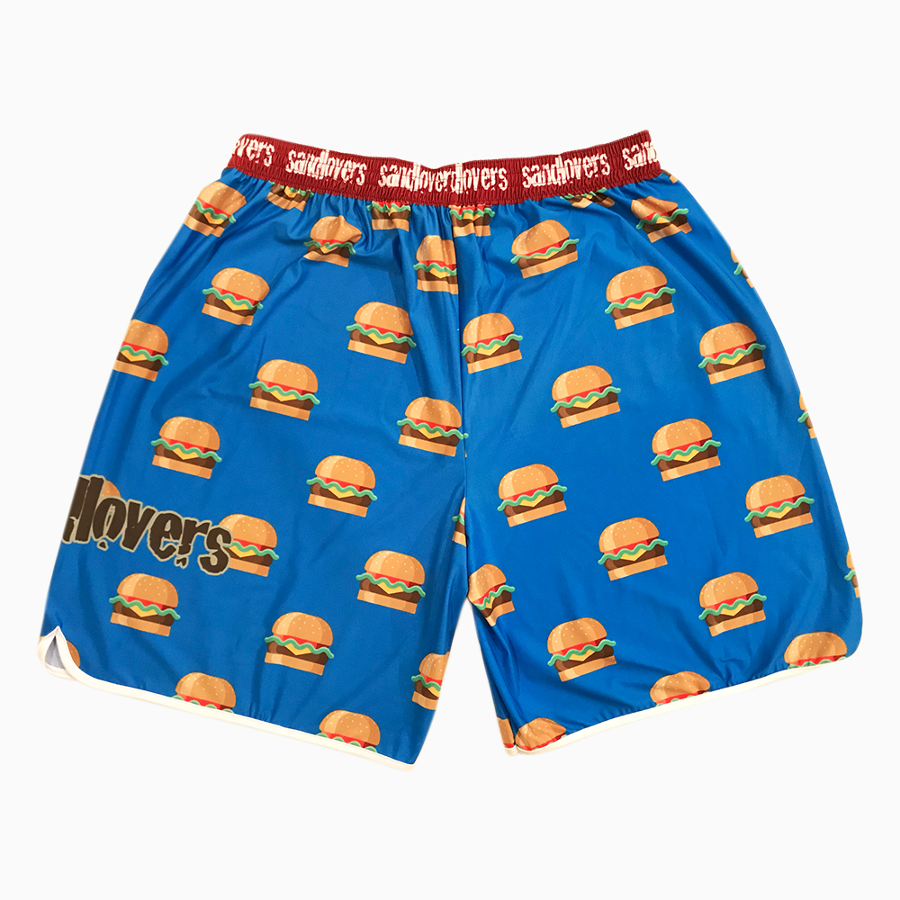 Pantaloncino Pattern 2019 – Hamburger