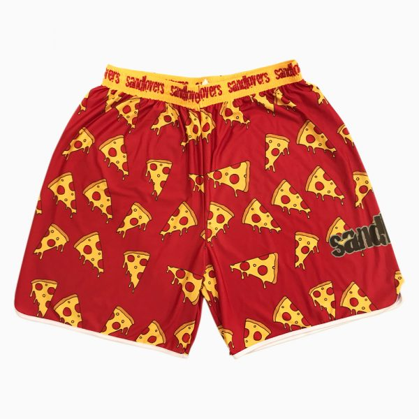 Pantaloncino Pattern 2019 – Pizza
