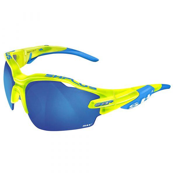 SH+ RG 5000 Giallo Trasparente/Blu
