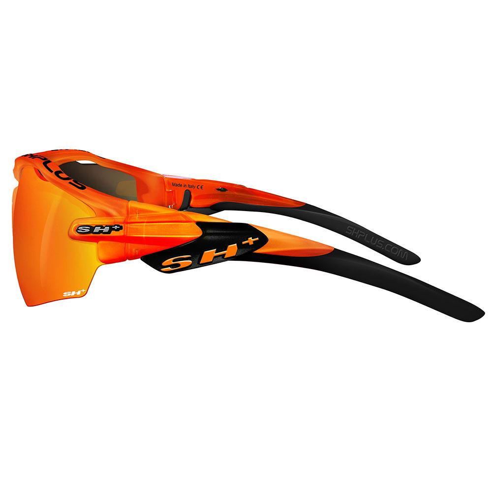 SH+ RG 5000 Arancione Trasparente/Nero