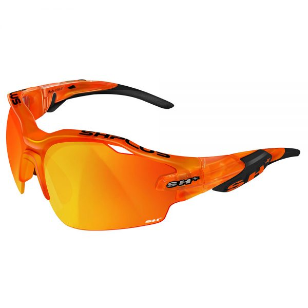 SH+ RG 5000  Orange transparent/Schwarz