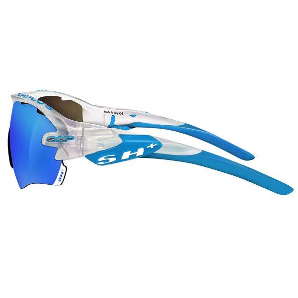 SH+ RG 5100 Bianco Trasparente/Blu
