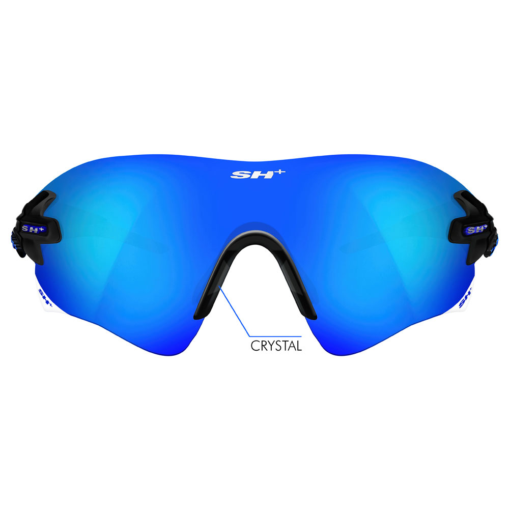 SH+ RG 5200 Graphite/Bleu