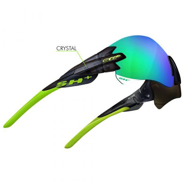 SH+ RG 5200  grafito/verde