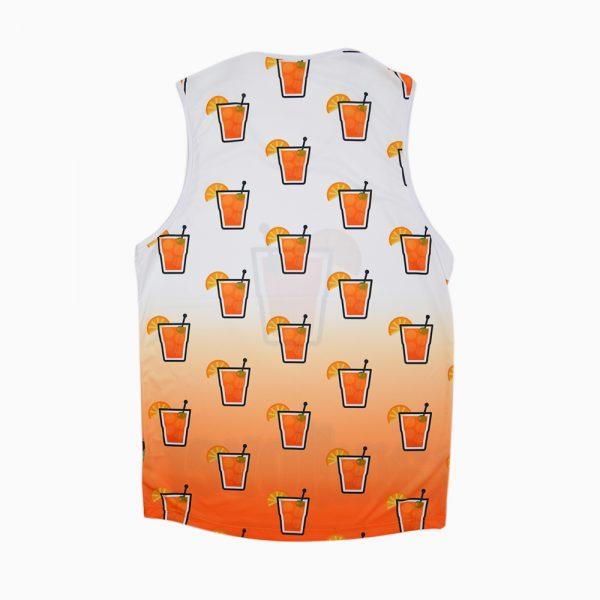 Camiseta sin mangas Pattern – Spritz
