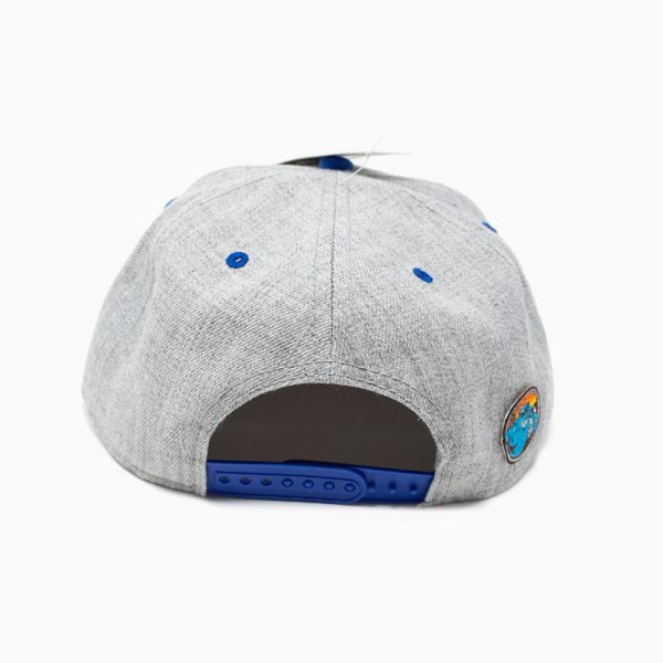 Sandlovers Cap – Grau / Blau