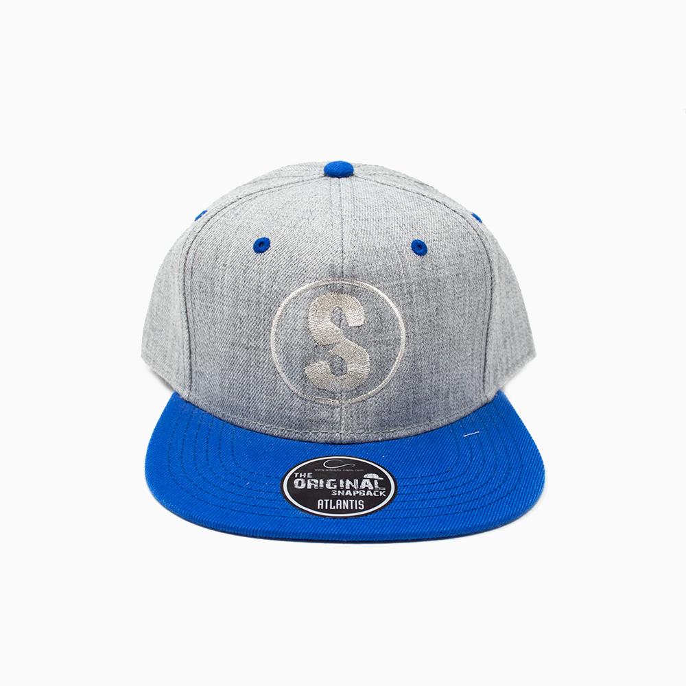 Cappellino Sandlovers – Grigio / Blu