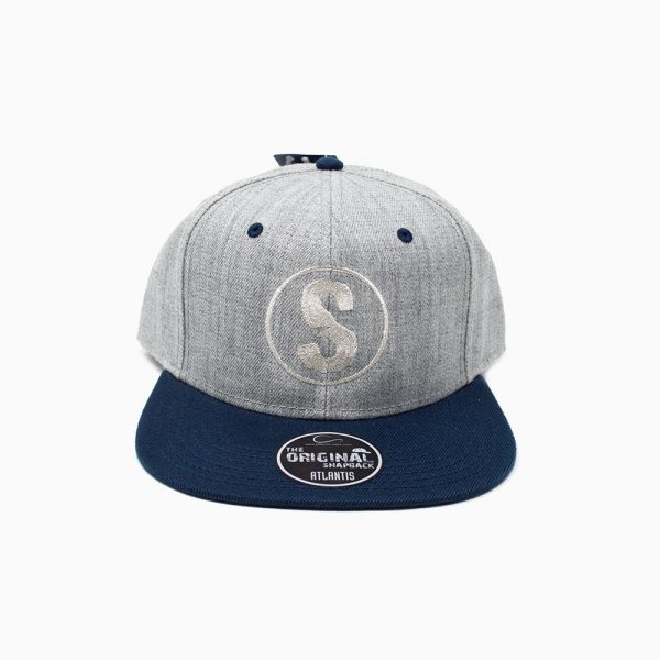 Sandlovers Cap – Grau / Marine