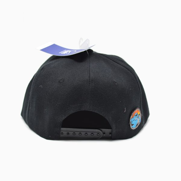 Gorra Sandlovers –  Negro / rojo