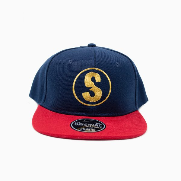 Gorra Sandlovers – Azul / Rojo