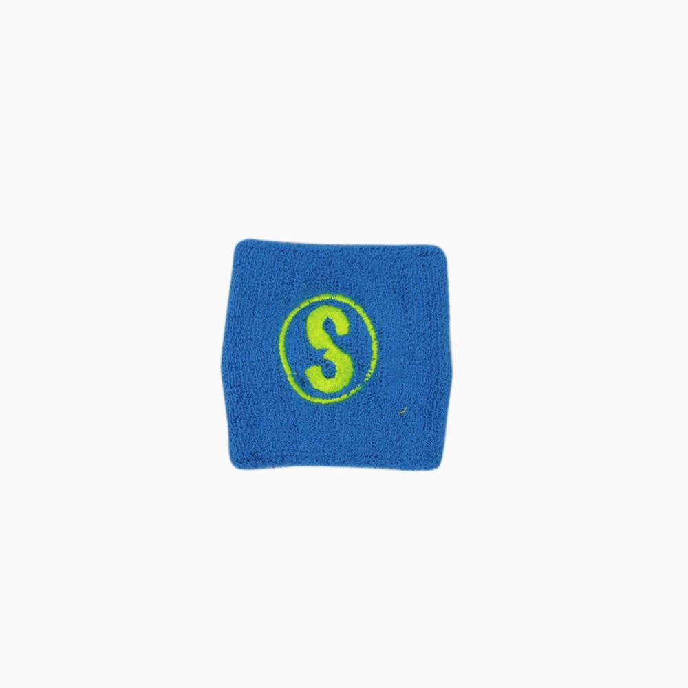 Schweißband (arm)  – Blau