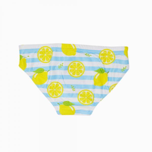 Herren Slip – Zitrone