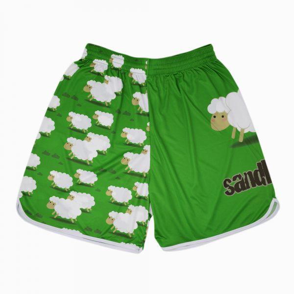 Pantaloncino Pattern 2016 – Pecore