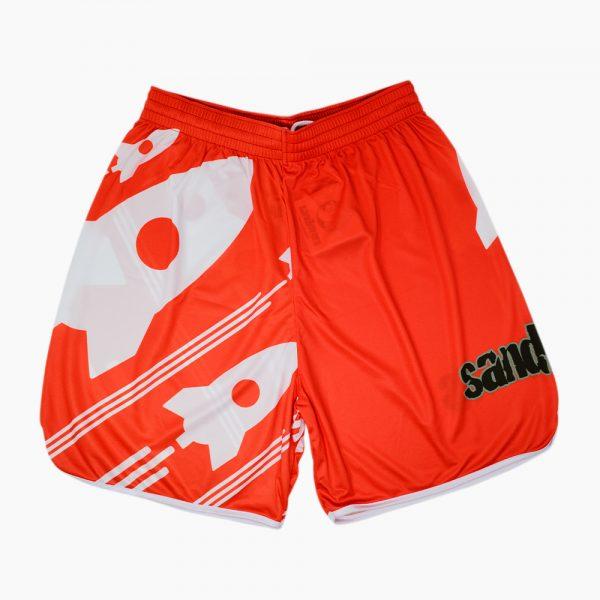 Pantaloncino Pantaloncino Pattern 2016 – Razzo