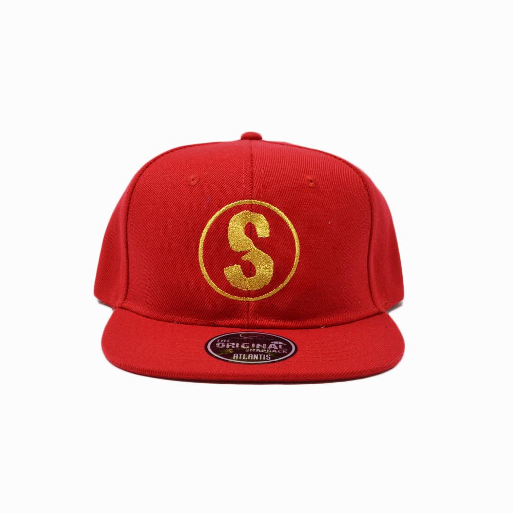 Cappellino Sandlovers – Rosso