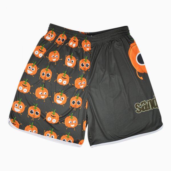 Pantaloncino Pattern Halloween Edition – Zucca