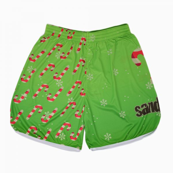 Pantaloncino Pattern Christmas Edition 2019 – Bastoncino di Zucchero