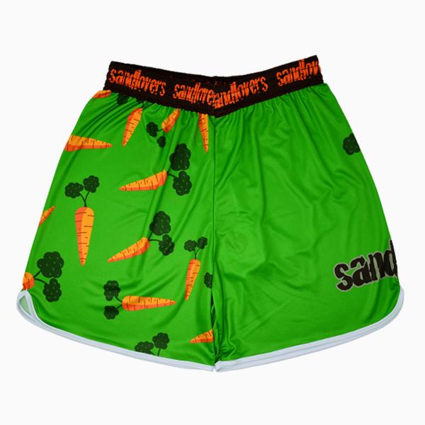 Pantaloncino Pattern 2020 – Carote