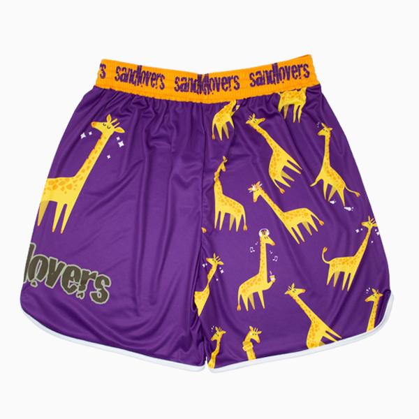 Pantaloncino Pattern 2020 – Giraffa