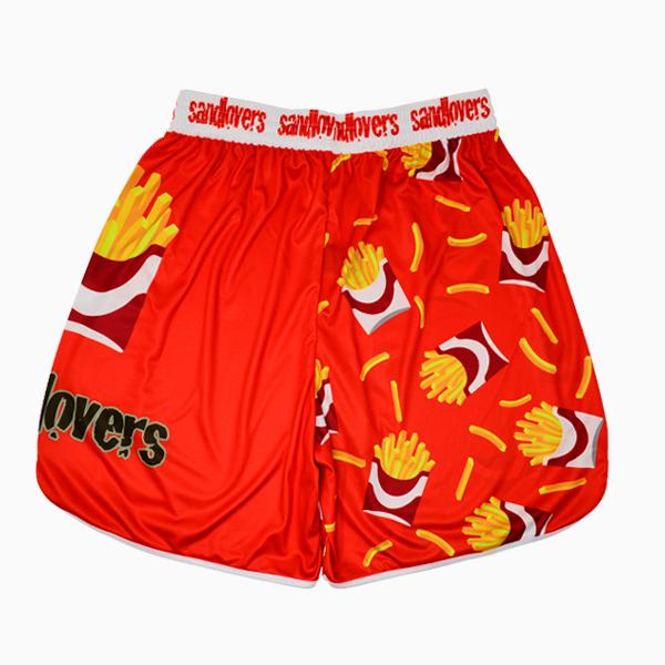 Pantaloncino Pattern 2020 – Patatine