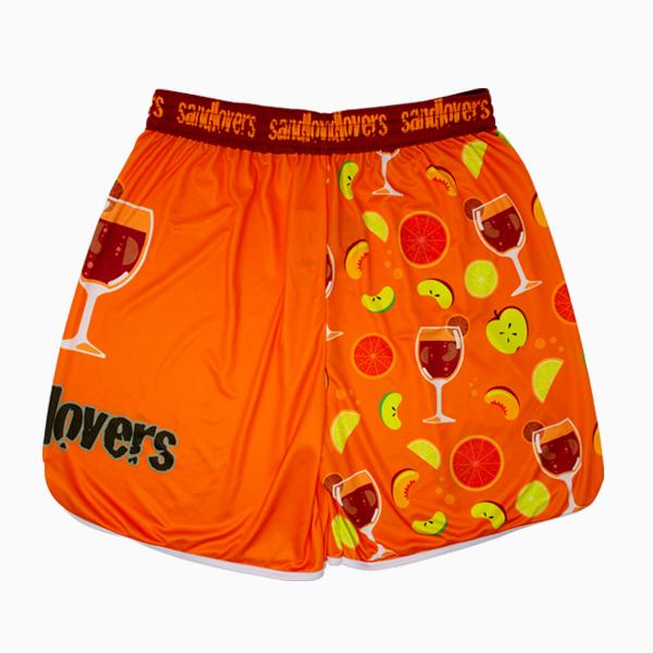 Pantaloncino Pattern 2020 – Sangria