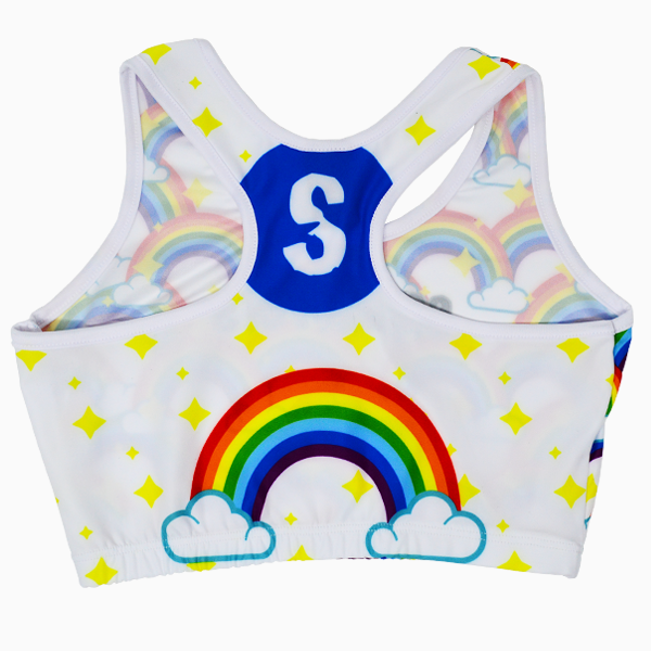 Tank-Top Pattern – Regenbogen