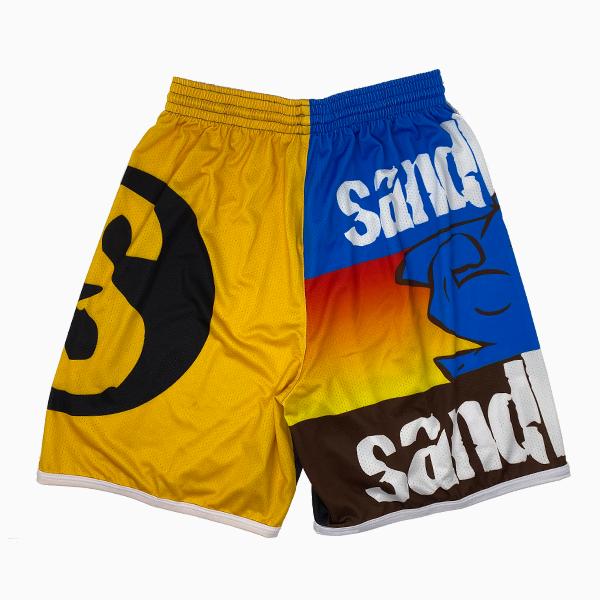 Shorts PRO – Jaune