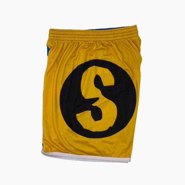Pantaloncini PRO – Giallo