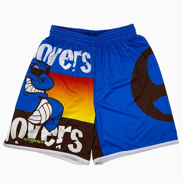 Shorts PRO – Bleu