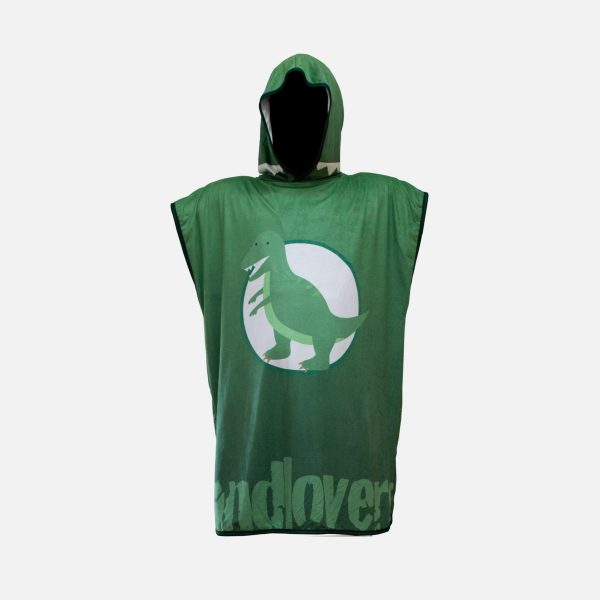 Poncho Sandlovers Bademantel – Dinosaurier